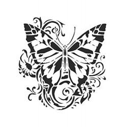 Viva Decor Stencil A3 - 346