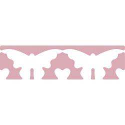 Dziurkacz ozdobny, brzegowy 4,5 cm - DpCraft - Motyle