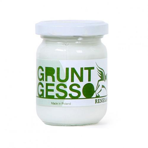 Podkład akrylowy Gesso 110 ml Renesans