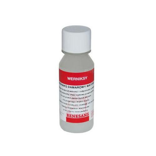 Werniks damarowy matowy Renesans 100 ml