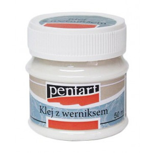 Klej z werniksem do decoupage 50ml Pentart