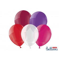 Balony Strong - krystaliczne, 27 cm, 100 szt.