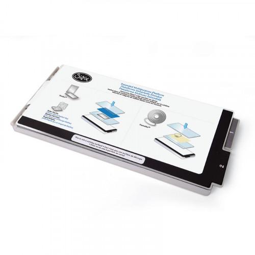 Maszyna Tnąco - Wytłaczająca - Sizzix Big Shot (White & Grey)