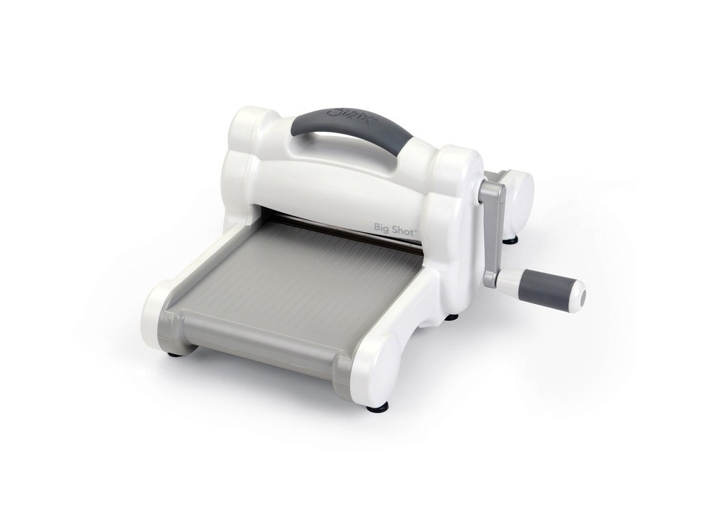Maszyna Tnąco - Wytłaczająca - Sizzix - Big Shot White & Grey