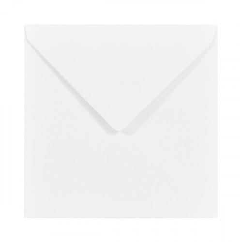 Koperta Olin 120g 14 x 14 biała