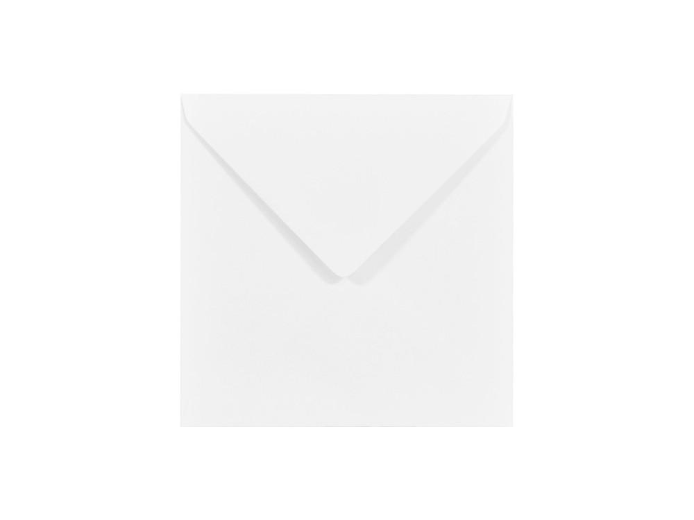 Olin Envelope 120g - 14 x 14 cm, white