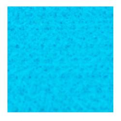 Decorative felt - sky blue, 30 x 40 cm