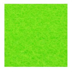 Decorative felt - light green, 30 x 40 cm