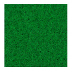 Decorative felt - green, 30 x 40 cm