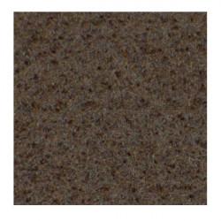 Decorative felt - brown, 30 x 40 cm