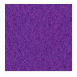 Decorative felt - lilac, 30 x 40 cm