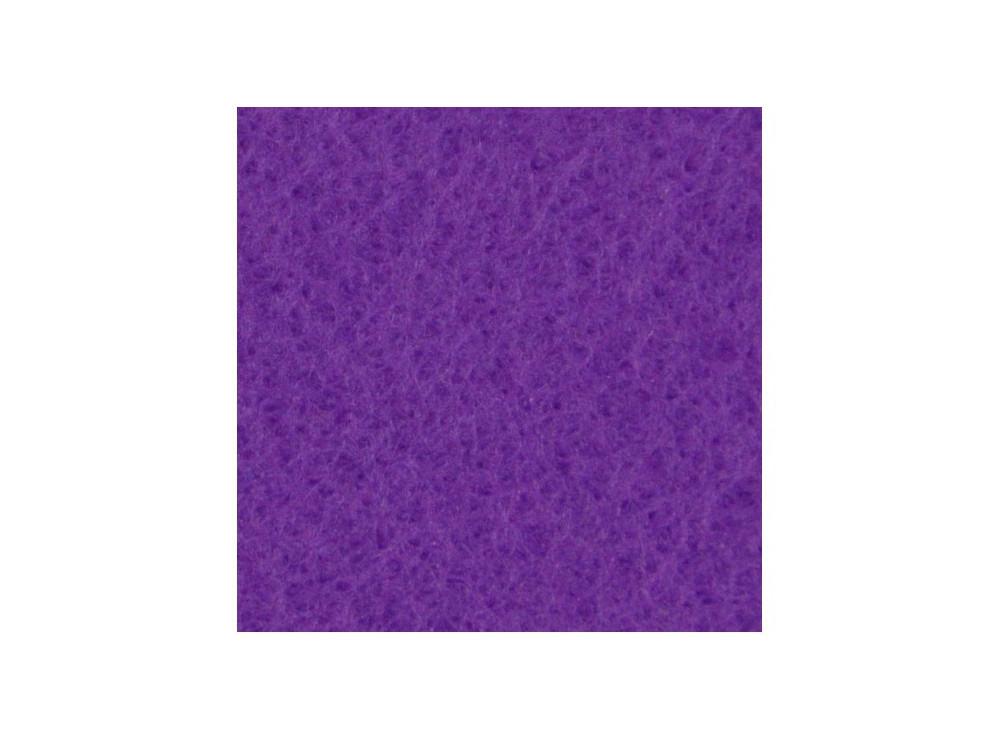 Filc ozdobny, dekoracyjny - liliowy, 30 x 40 cm