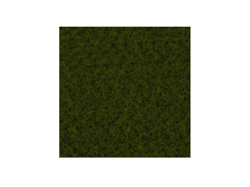 Decorative felt - olive green, 30 x 40 cm