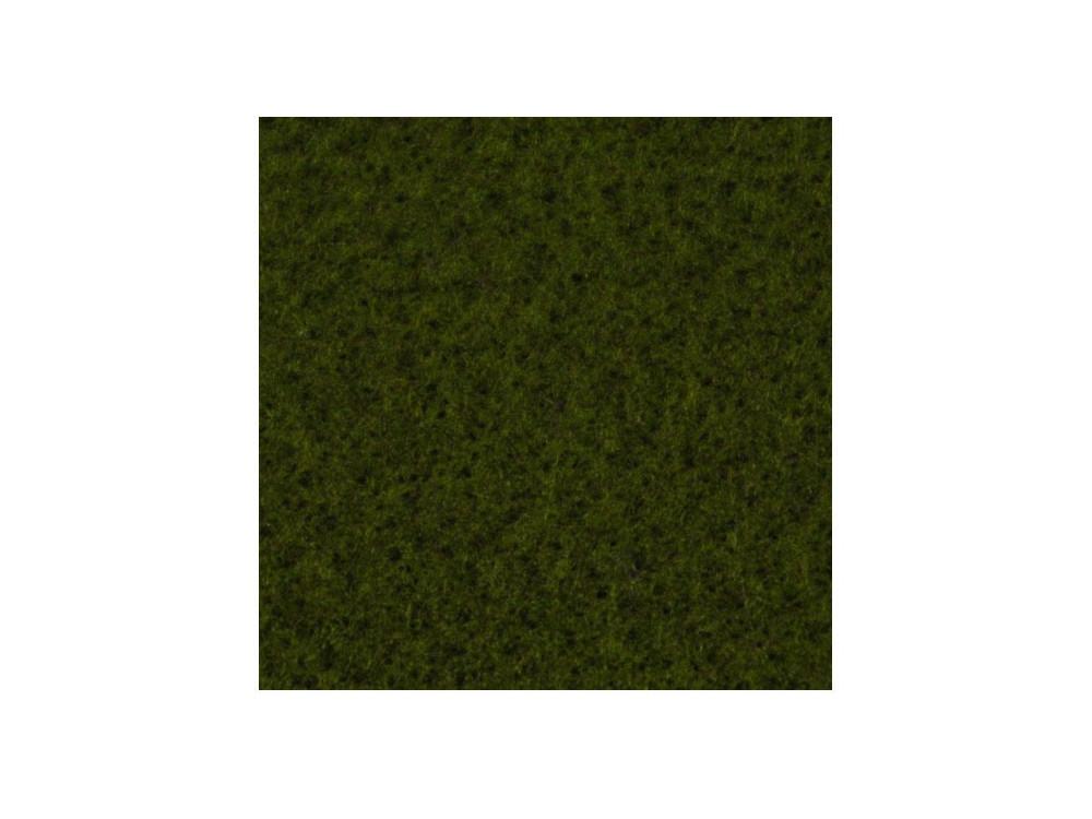 Filc ozdobny, dekoracyjny - oliwkowy zielony, 30 x 40 cm