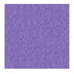 Decorative felt - light lilac, 30 x 40 cm