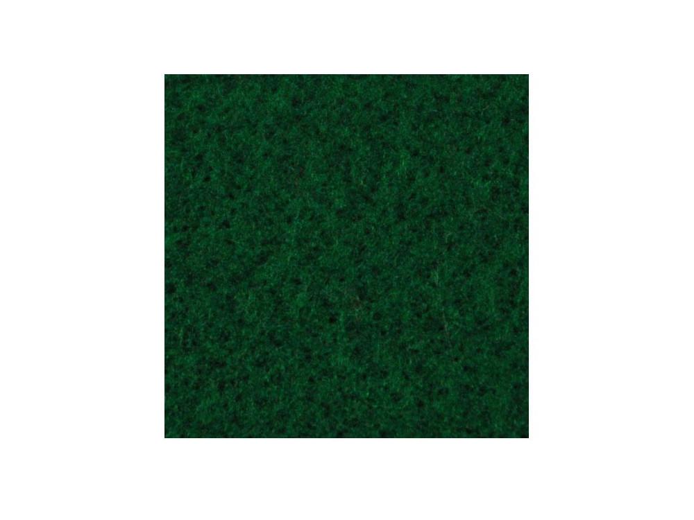 Filc ozdobny, dekoracyjny - ciemnozielony, 30 x 40 cm