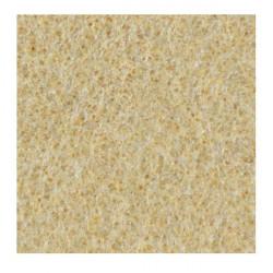 Decorative felt - sand, 30 x 40 cm