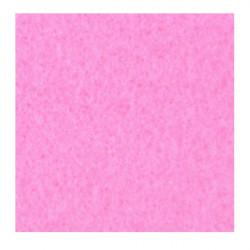Decorative felt - light pink, 30 x 40 cm