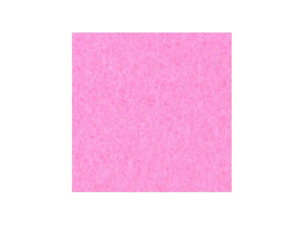 Filc ozdobny, dekoracyjny - jasnoróżowy, 30 x 40 cm
