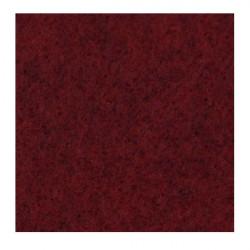 Filc ozdobny, dekoracyjny - melanżowy, bordowy, 30 x 40 cm
