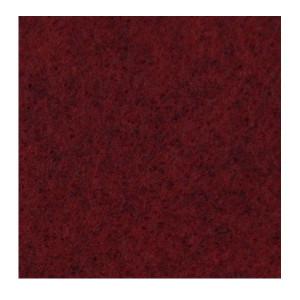 Filc melanżowy 30 x 40 cm M7 bordowy