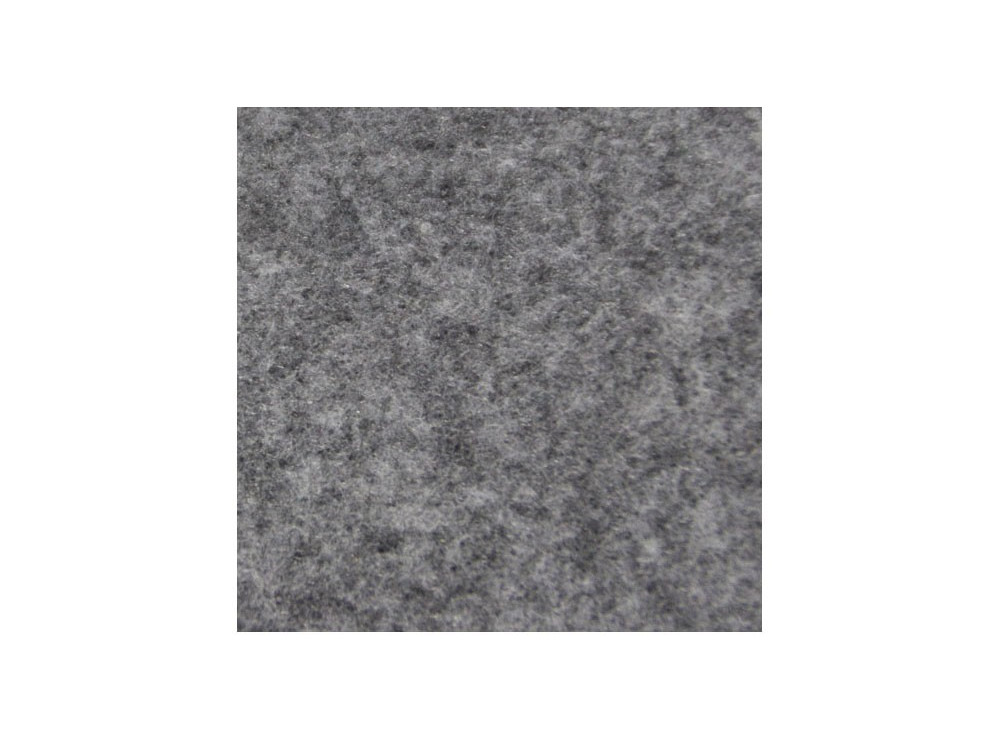 Melange Felt 30x40 M16 ash grey