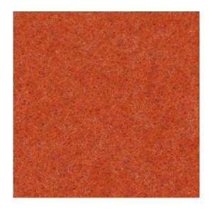 Filc melanżowy 30 x 40 cm M17 pomarańczowy