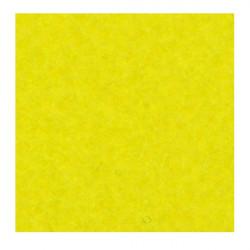 Filc ozdobny, samoprzylepny - cytrynowy, 30 x 40 cm