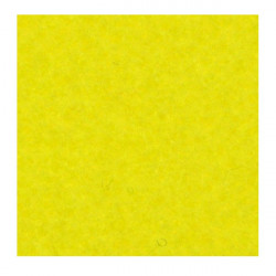 Self-adhesive Felt Sheet 30 x 40 cm A2 Lemon