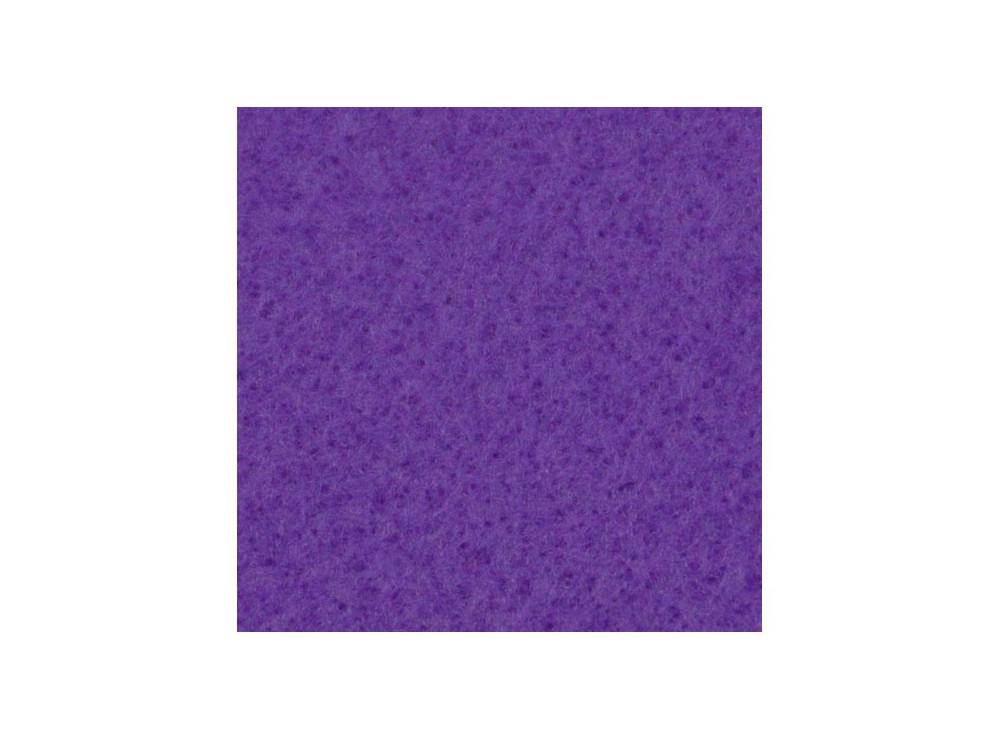 Filc ozdobny, samoprzylepny - ciemnoliliowy, 30 x 40 cm