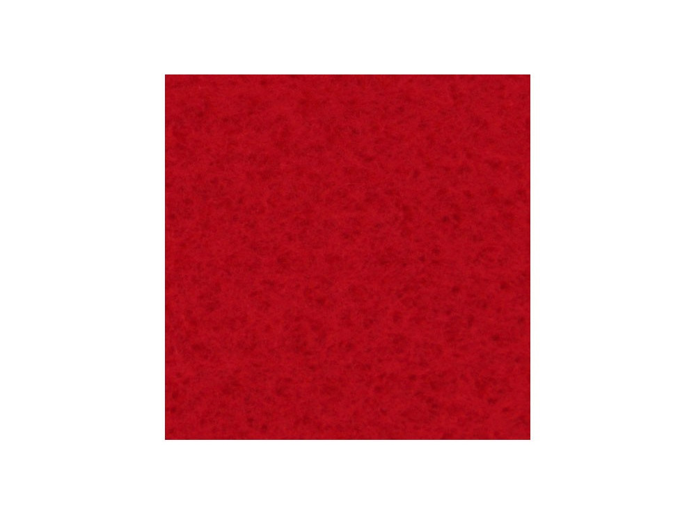 Self-adhesive Felt Sheet 30 x 40 cm A44 red