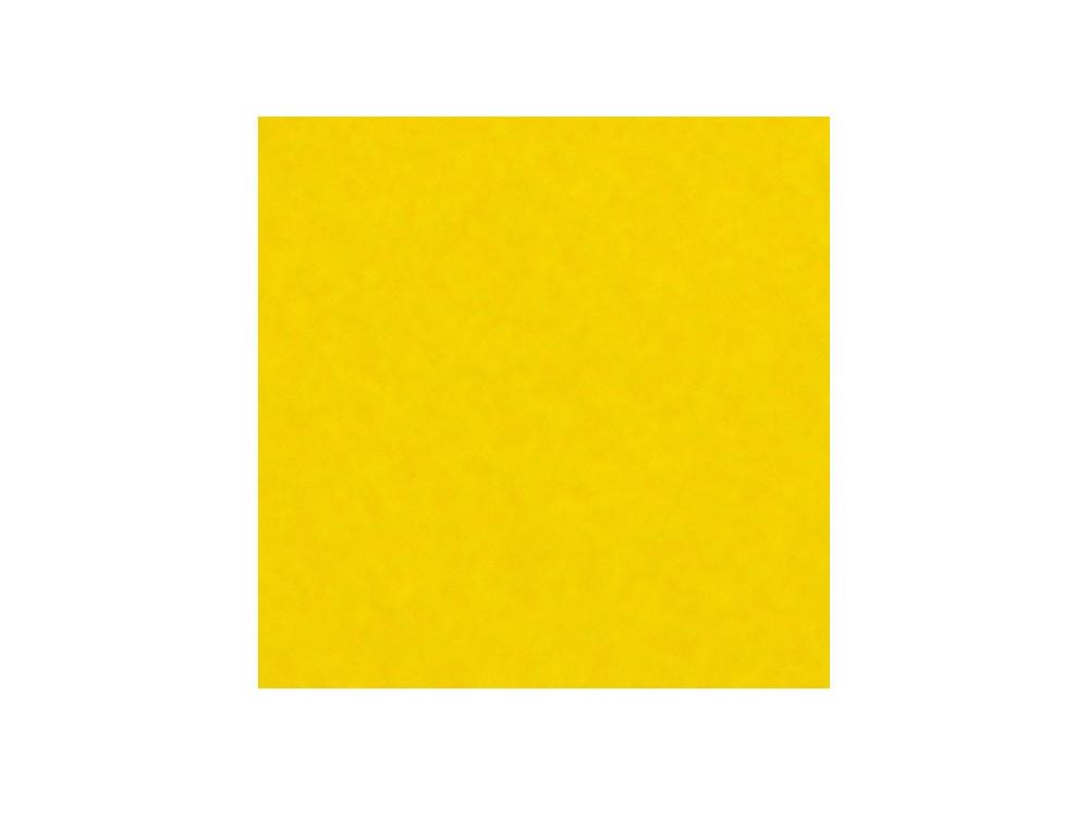 Filc samoprzylepny 20 x 30 cm żółty