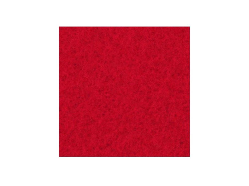 Self-adhesive Felt Sheet 20 x 30 cm Raspberry Red