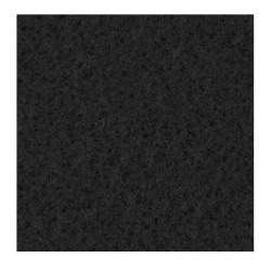 Filc samoprzylepny 20 x 30 cm czarny