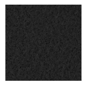 Filc samoprzylepny 30 x 40 cm A28 czarny