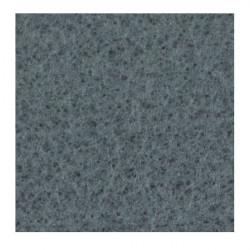 Filc ozdobny, samoprzylepny - stalowy, 30 x 40 cm