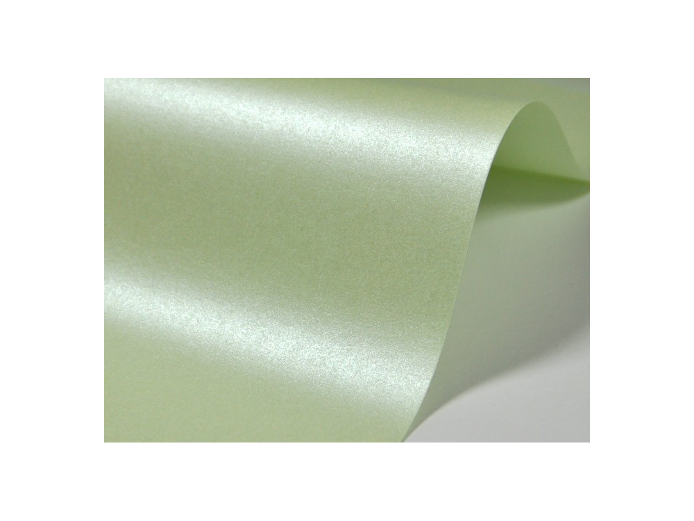 Majestic Paper 250g - Fresh Mint, A4, 20 sheets