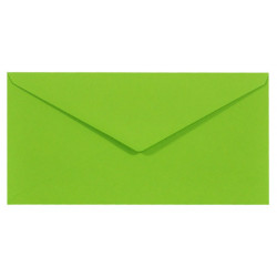Sirio Color Envelope 115g - DL, Lime, green
