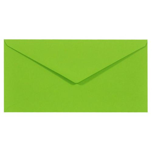 Koperta Sirio Color 115g DL Lime, zielona