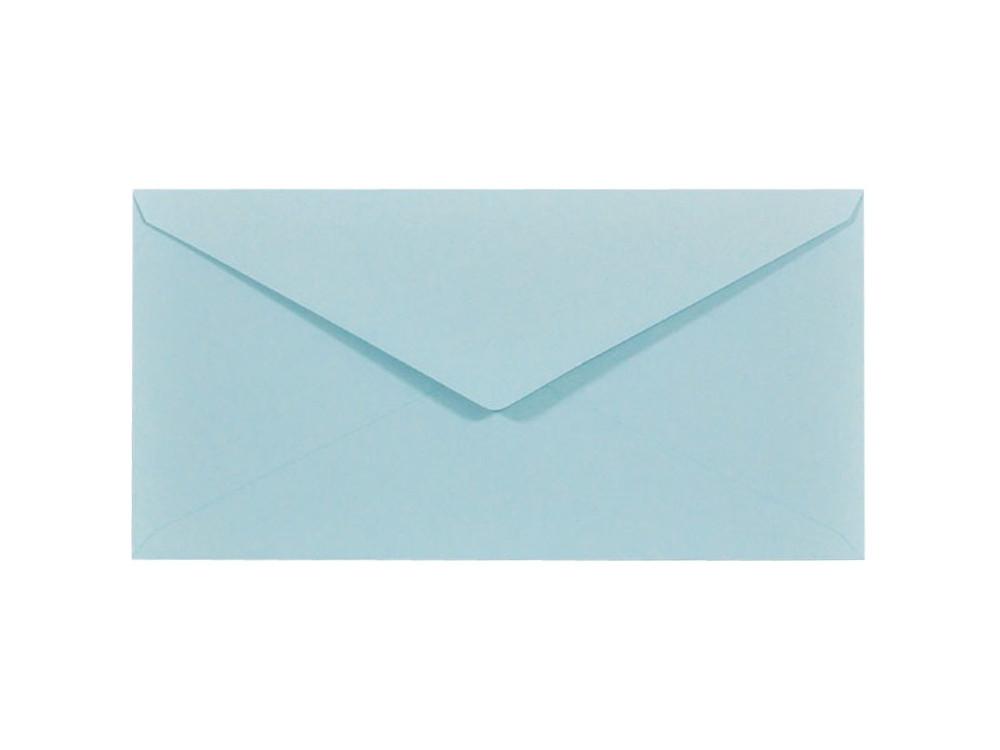 Koperta Sirio Color 115g - DL, Celeste, błękitna