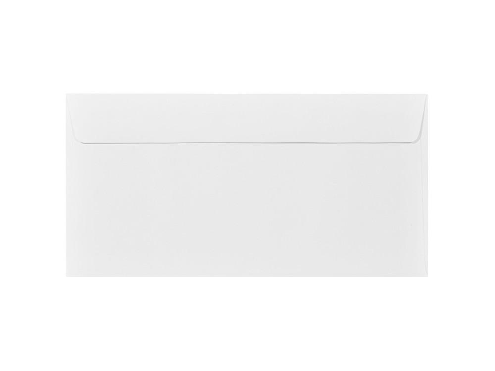 Koperta Rainbow 120g - DL, biała