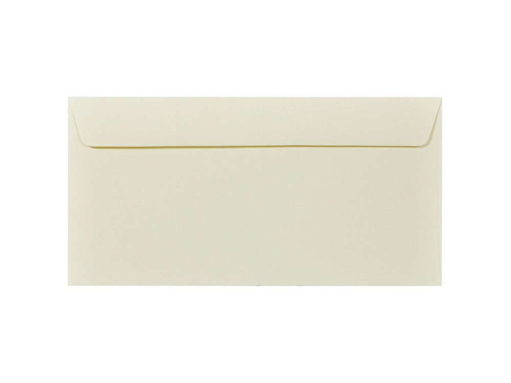 Rainbow Envelope 120g - DL, Cream