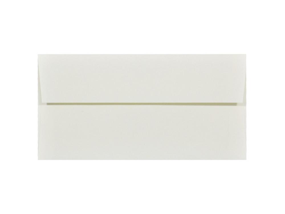 Acquerello textured envelope 120g - DL, Avorio, cream