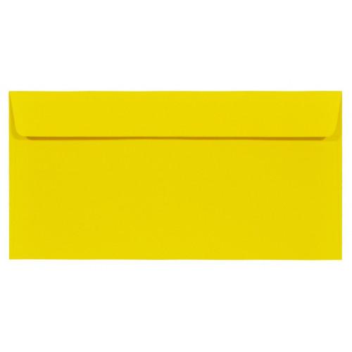 Koperta Kreative 120g - DL, Sun, żółta