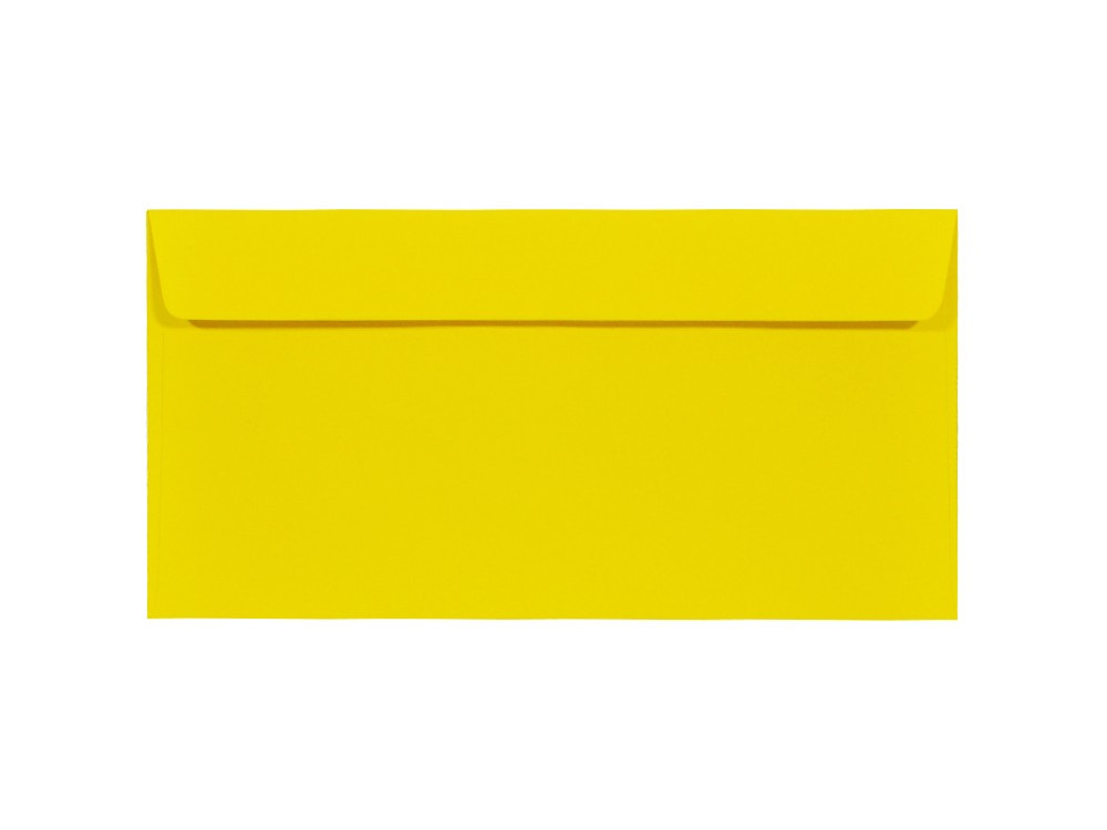 Kreative Envelope 120g - DL, Sun, yellow