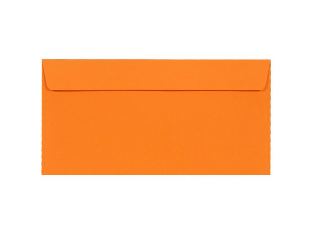 Koperta Kreative 120g - DL, Mandarin, pomarańczowa