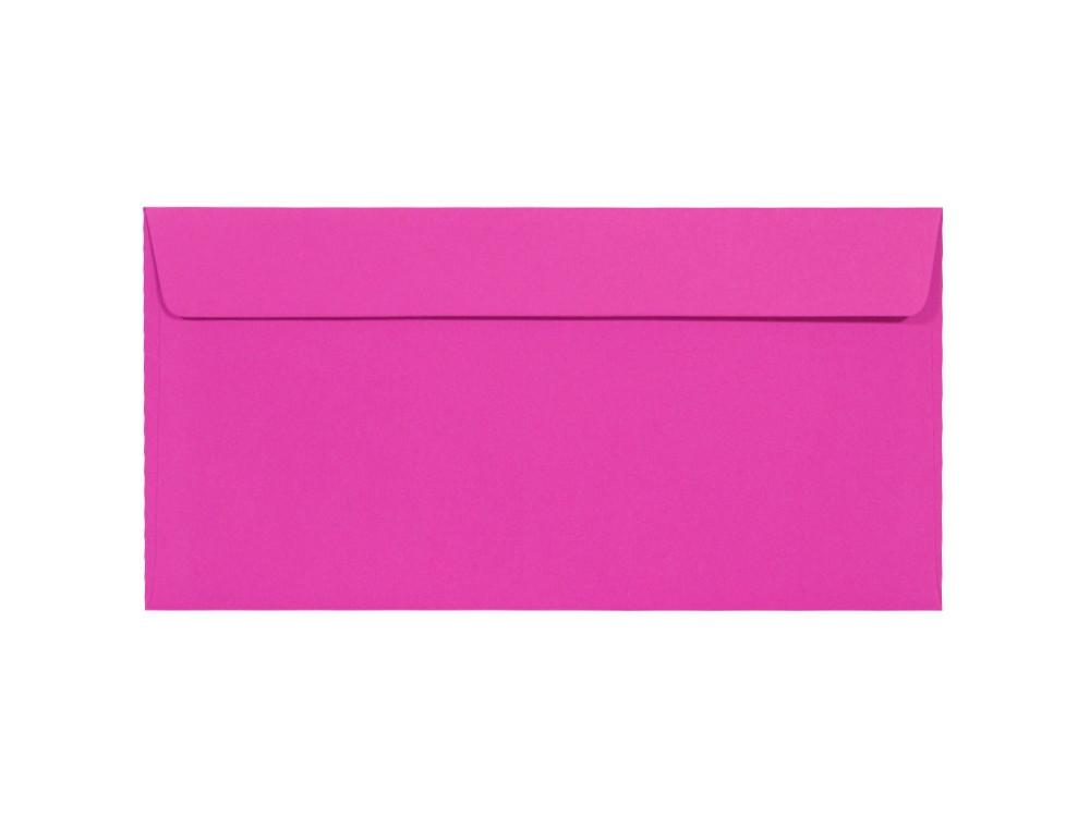 Koperta Kreative 120g - DL, Magenta, różowa