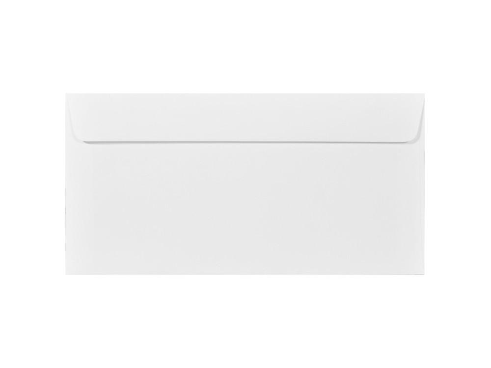 Koperty Amber 80g - DL, białe, 1000 szt.