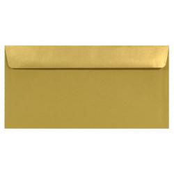Sirio Pearl Envelope 110g - DL, Aurum, gold