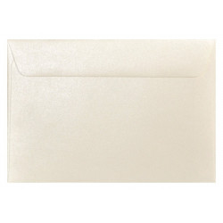 Majestic Pearl Envelope 120g - C5, Candlelight Cream